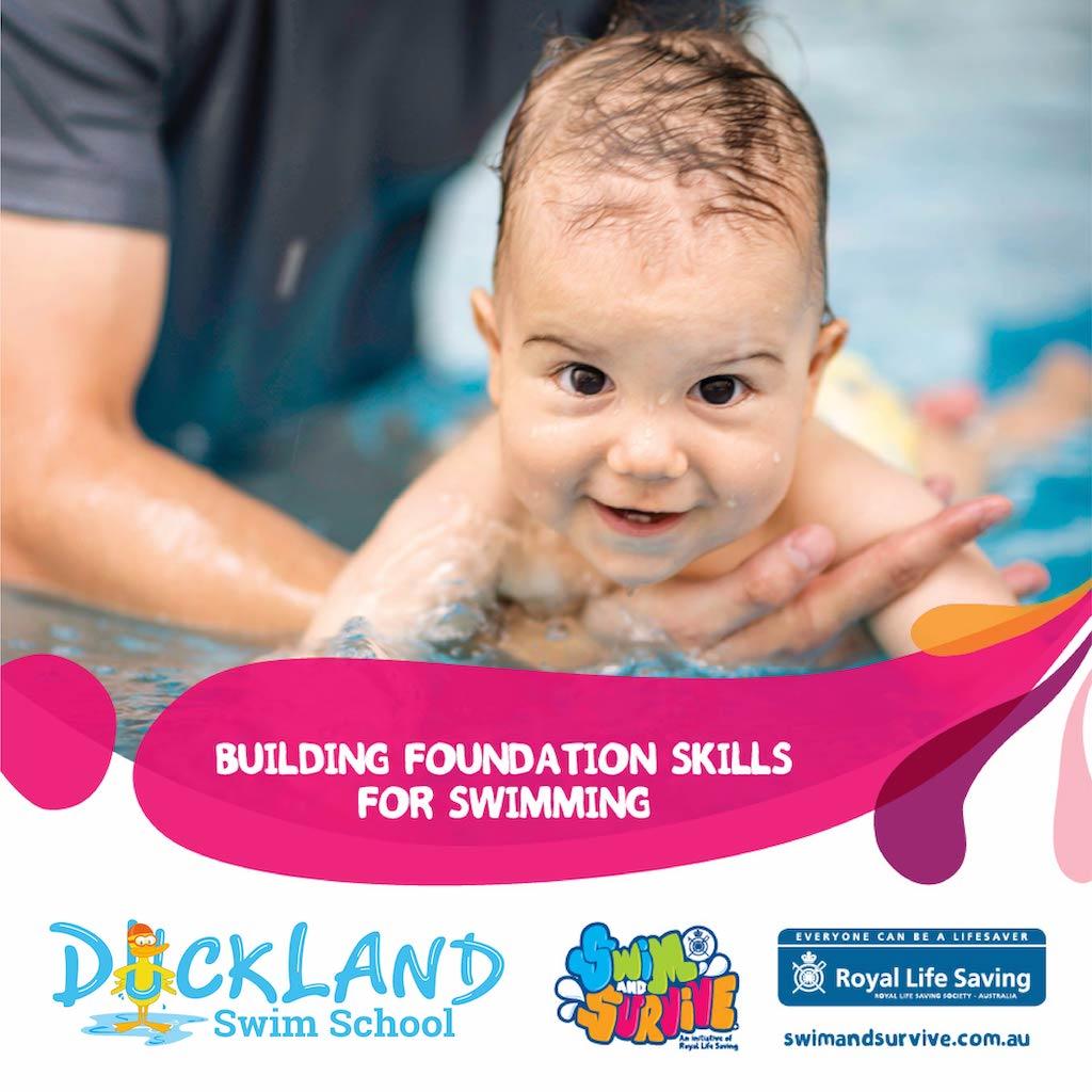 Royal life saving and Duckland Swim school
